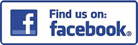 Find us on: Facebook